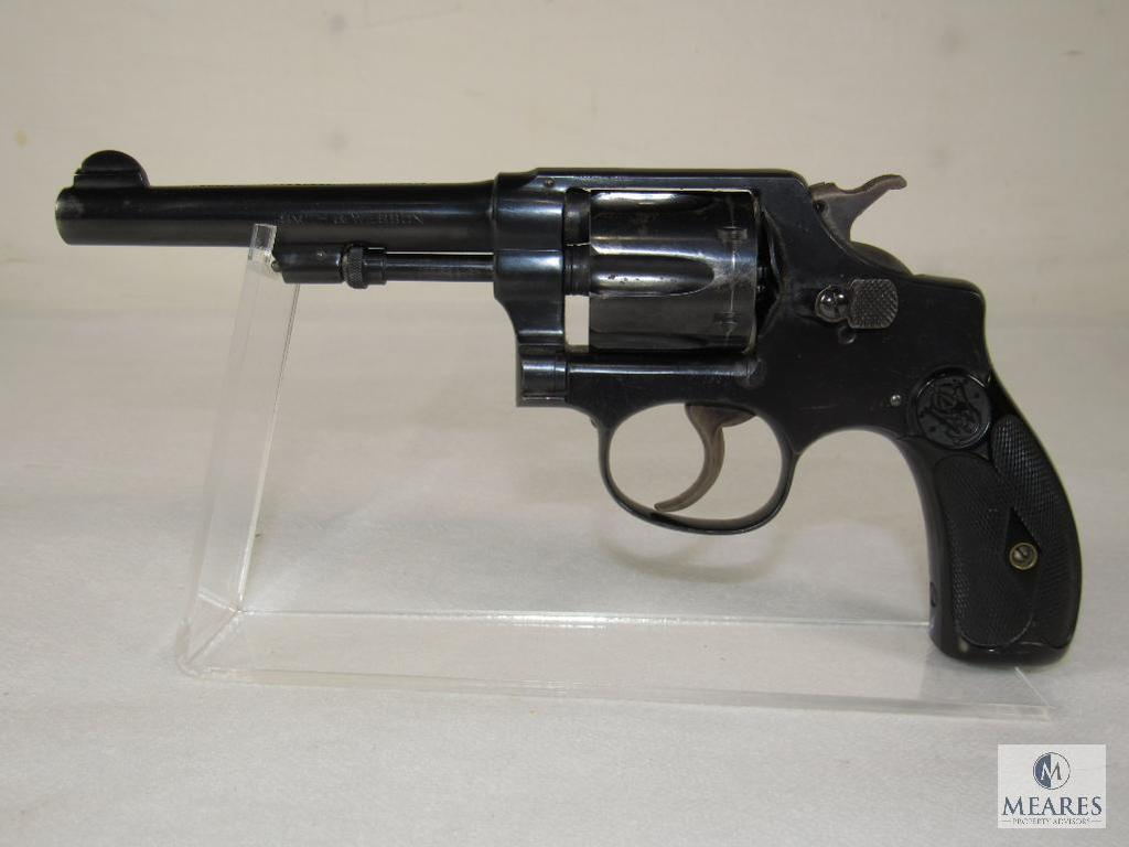 Smith & Wesson .32 Long Revolver