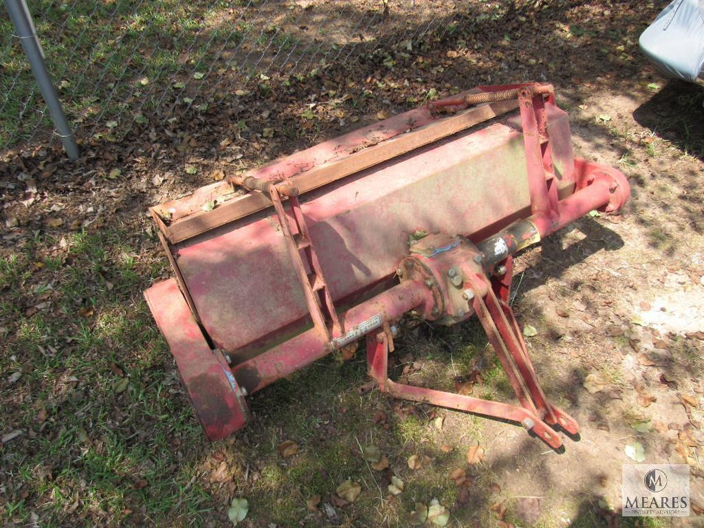 """Farm Pro 3-Point Rotary Tiller 55"""" Wide"""