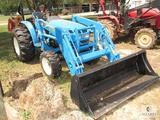 LS XG3025 Tractor with Front Loader Bucket