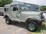 Jeep CJ-7 - 10% BP