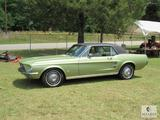 1967 Ford Mustang with 302 Engine - 10% BP