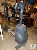 Star trac elliptical Edge Exercise equipment