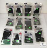 Lot 12 New Uncle Mike's Inside the pant Handgun Gun Holsters