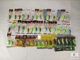 Lot 48 New Fishing Lures Crankbait various styles - Bandit, Booyah, Rapala, & Cotton Cordell