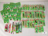 Lot New Fishing Lures 35 Spin Daddy Baits & 39 Heddon & Smithwick Crankbaits various styles