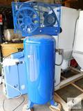 Quincy Vertical Air Compressor 60 Gal 5 HP 9.6 cfm @ 90 PSI