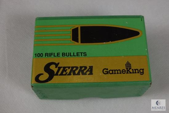 100 Count sierra 7mm .283 diameter bullets 160 grain spitzer