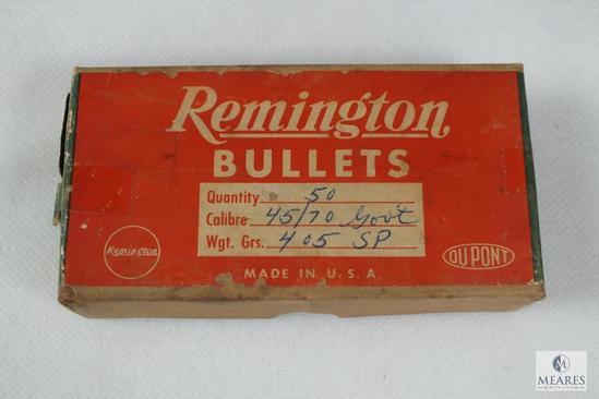 50 Count Remington 45/70 Bullets 405 Grain SP