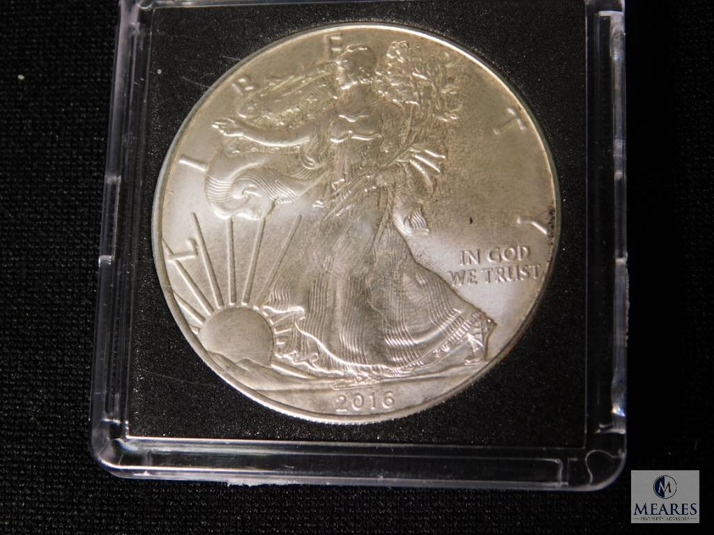 2016 American Eagle Liberty Silver Dollar