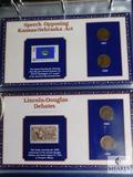 100 years of Lincoln Coins & Stamps 1909-2009 Set includes 1937 - 2009