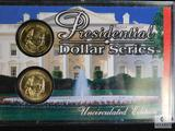 Presidential Dollar Series Uncirculated