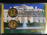 Presidential Dollar Series Gold