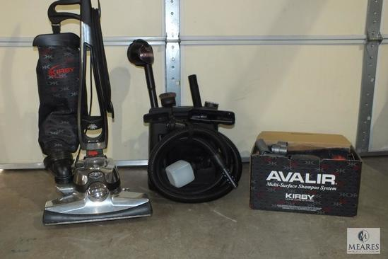 Kirby Avalir Vacuum cleaner with Attachments