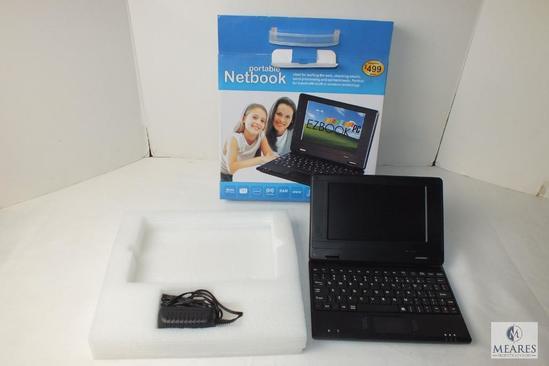 Portable Netbook laptop