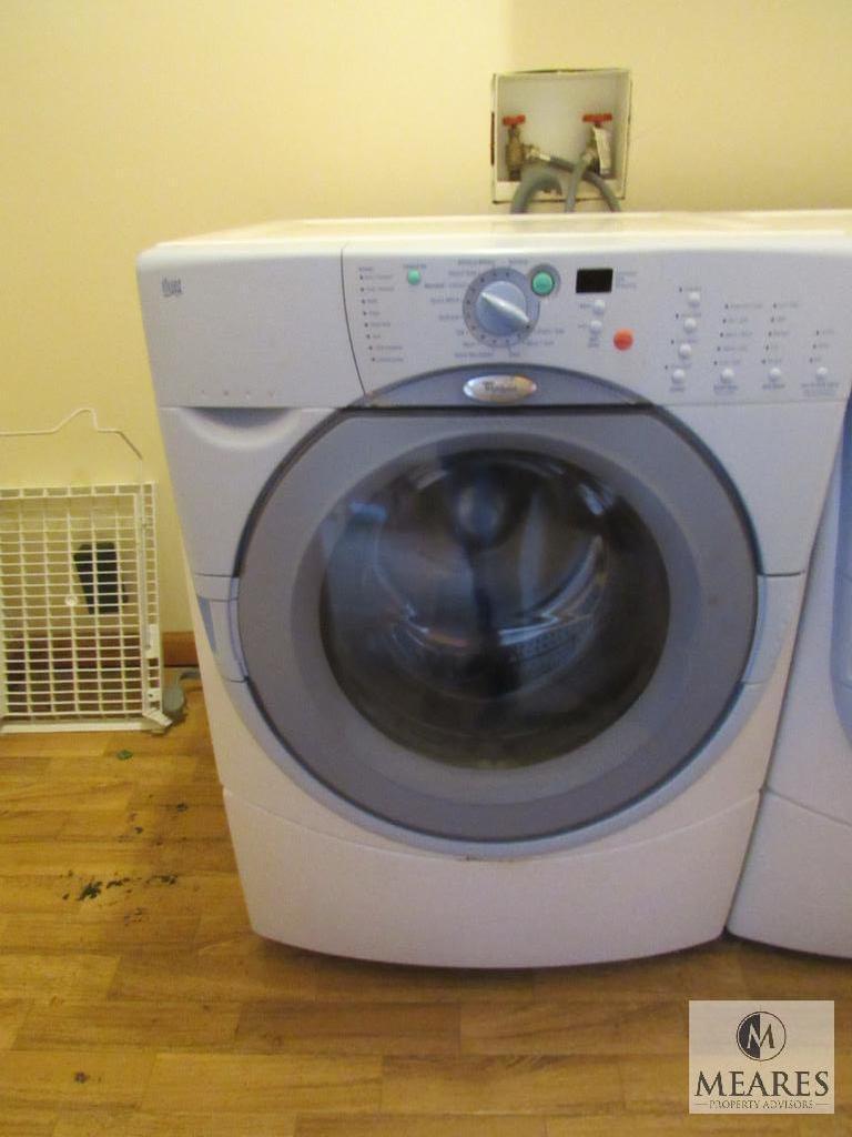 Whirlpool duet Washing machine