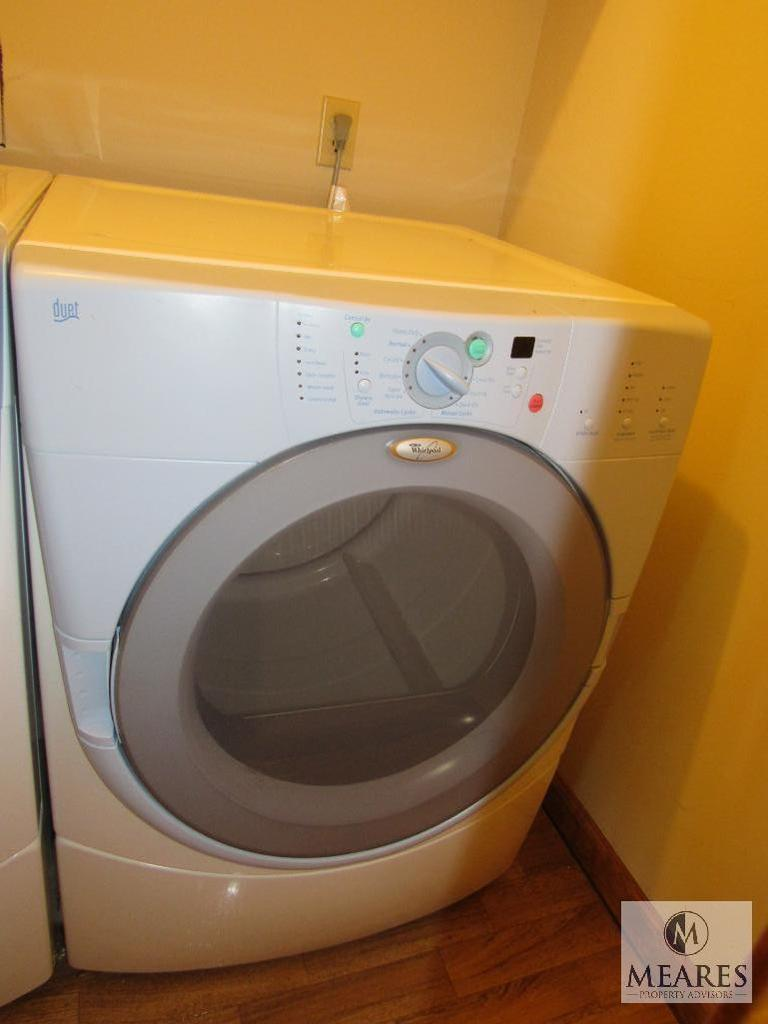 Whirlpool Duet Electric Dryer