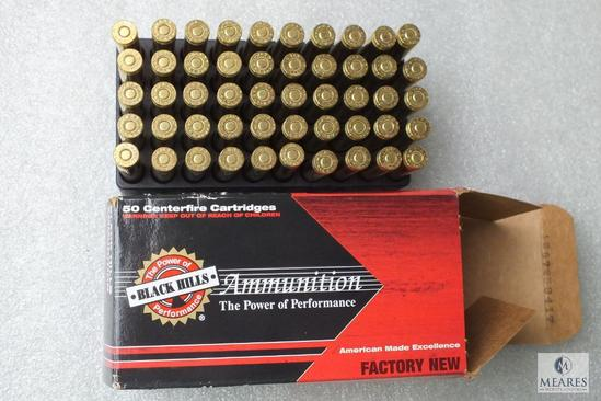 50 Rounds Black Hills Ammunition 5.56 mm 77 Grain OTM Ammo