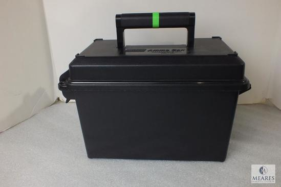 MTM Case-Gard Ammo Can Black