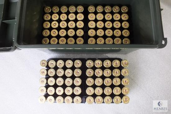 100 Rounds 12 Gauge Hornady Shotgun Shells in Case-Gard Ammo Can