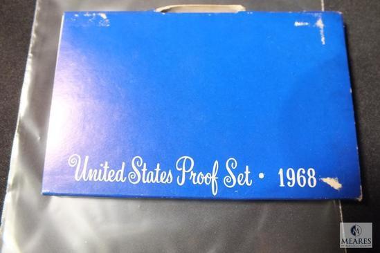 1968 United States Proof Set