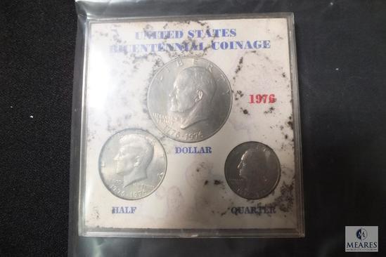 1976 Bicentennial Coinage Set