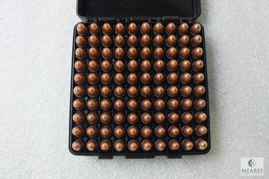 100 Rounds 9mm Ammo in Case-Gard Case