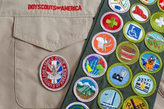 Boy Scouts of America Memorabilia