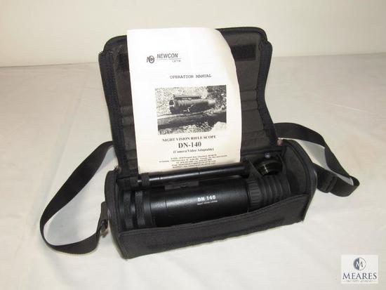Newcon DN140 Night Vision Rifle Scope - Camera or Video Adaptable