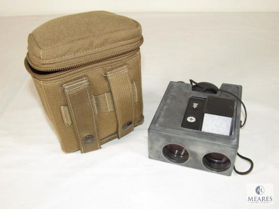 Vectronix AG Pocket Laser Range Finder #PLRF15C w/ Canvas Holster