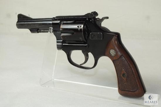 Smith & Wesson .22 LR CTG K Frame Revolver