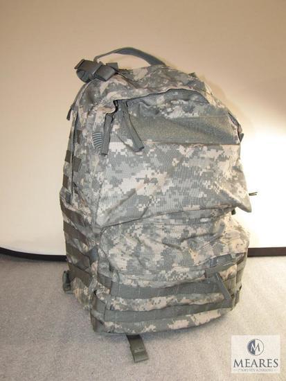 New Molle Digital Camo Medium Military Rucksack