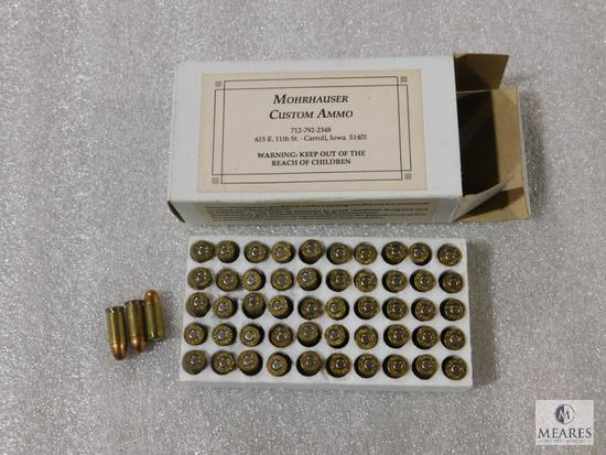 50 rounds 32 acp ammo 71 grain