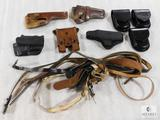 Holster and Accessory assortment