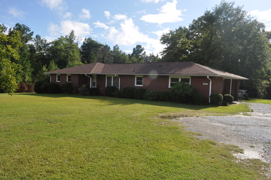 10.96 Acres and Home - Liberty Highway - Liberty, SC