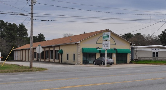 Commercial Real Estate - Pearman Dairy Rd - 1% BP