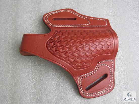 New leather thumb break holster fits Bersa Thunder 380 acp