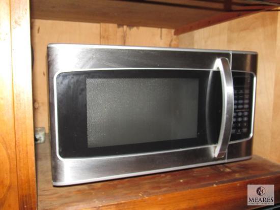 Emerson Stainless steel Microwave 1000 watt