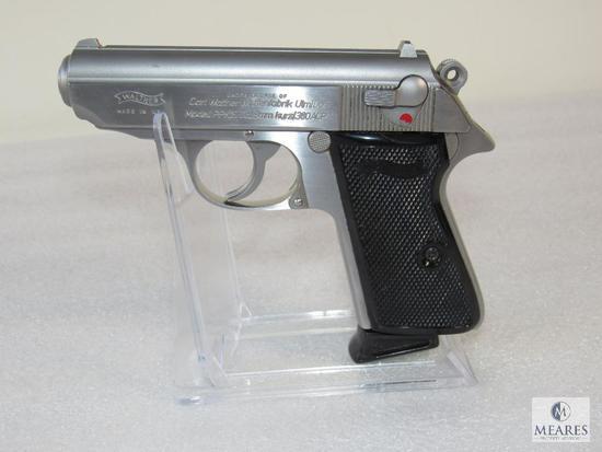 Walther PPK/S .380  Semi Auto Pistol