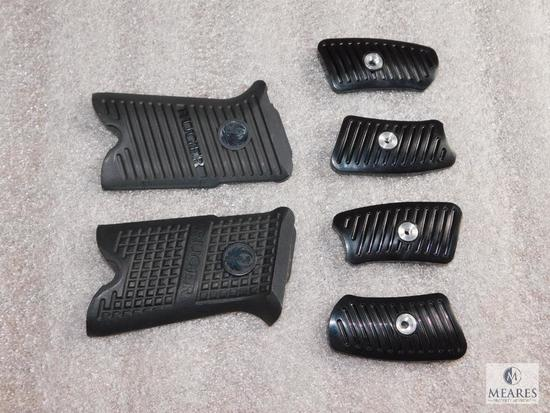 Ruger P series grips and SP101 inserts