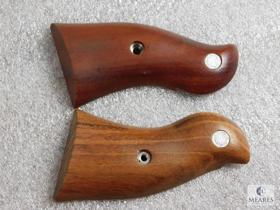 Ruger Redhawk wood factory grips
