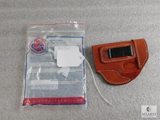 CA Leather Holster left Hand fits H&K P2000 & Similar