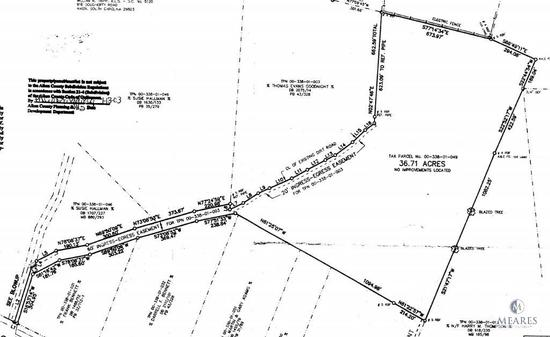 36.71+/- Acres - 302 Apricot Lane, Williston, SC