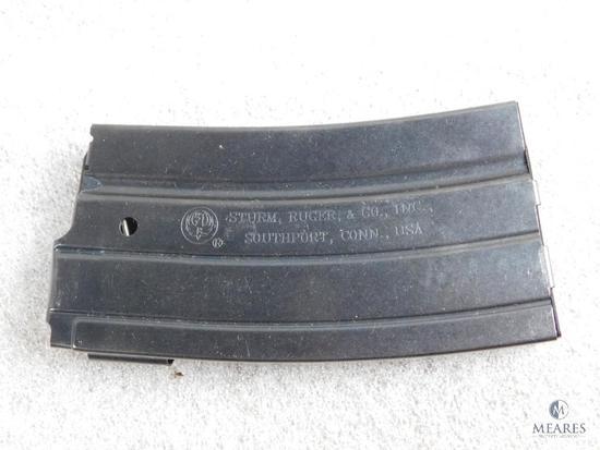 Factory Ruger Mini 14 .223 rifle magazine 20 round