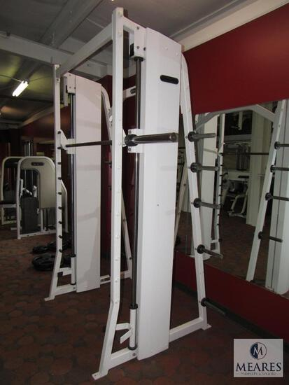 Nautilus - Smith Machine - Weight Bar Assist