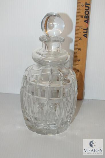 Crystal Whiskey or Liquor Decanter