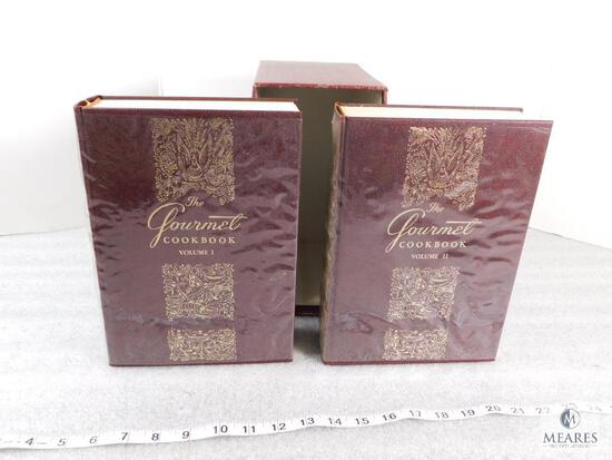 The Gourmet Cookbooks Volume 1 and 2