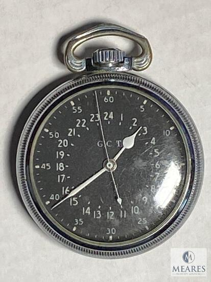 Hamilton Watch Company G.C.T US Military WWII Navigator's Watch