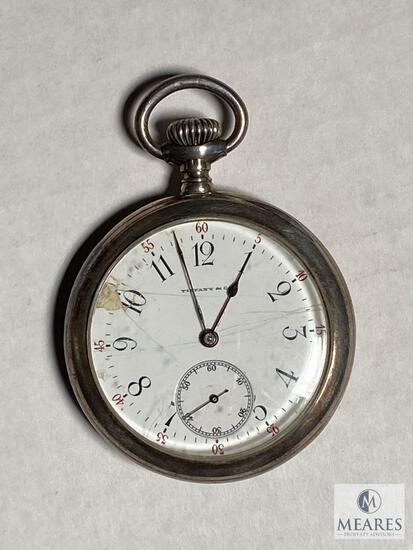 Tiffany & Co. Open face Pocket Watch