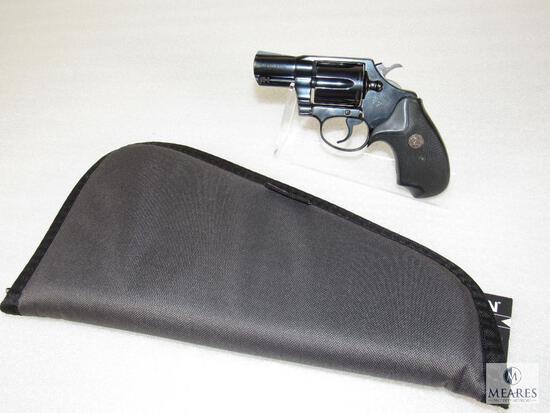 Colt Detective .38 Special Snub Nose Revolver