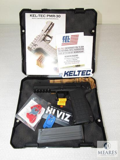 New Kel-Tec PMR-30 .22 WMR Semi-Auto Pistol (consecutive serial # to lot 155)